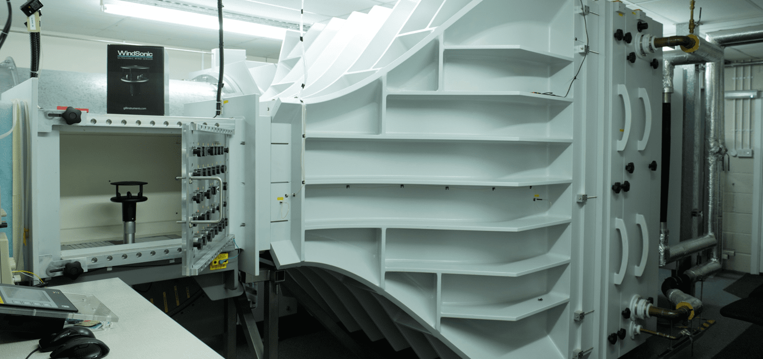 Wind Tunnel for hire hampshire